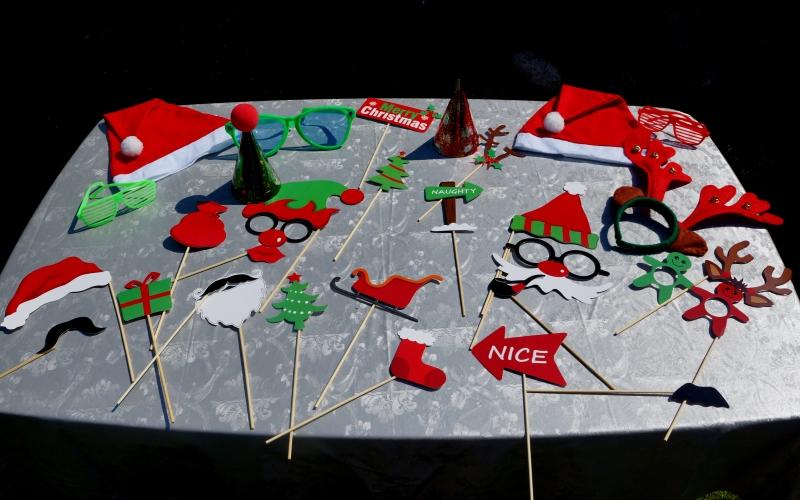 Fotobox Weihnachtsfeier